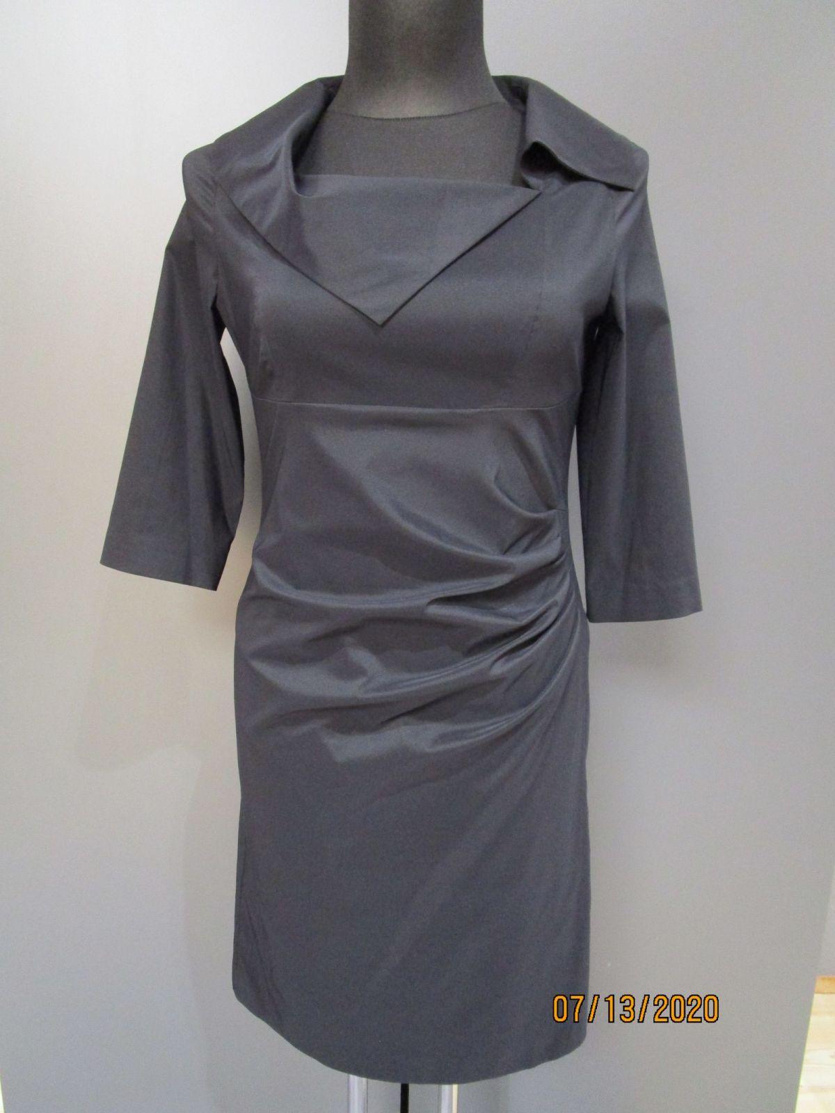 Vera Mont Kleid Etuikleid Cocktailkleid Schwarz Gr 40 Neuwertig S24 123 Ebay